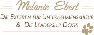 Tiergestütztes Coaching Melanie Eber, Expertin für Unternehmenskultur, Logo