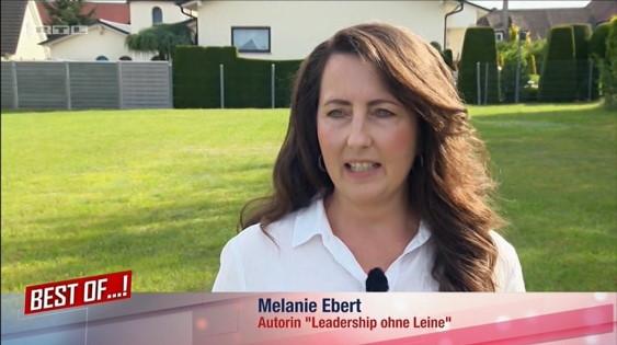 Melanie Ebert bei RTL